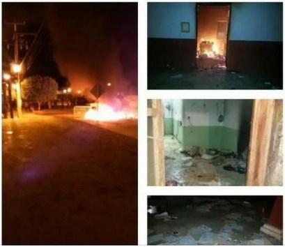 ARDE HOPELCHÉN: Desata disturbios muerte de un ciudadano a manos de policías de Campeche