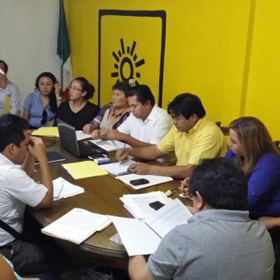 SE PONE PRD AL BRINCO: Emiliano Ramos exige que el Gobernador saque las manos de los poderes legislativo y judicial