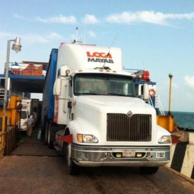 Tras el último aumento de combustibles, ajustan a la alza tarifas del ferry para Isla Mujeres