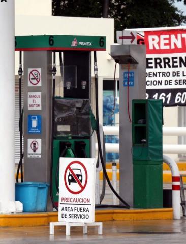 DESABASTO DE GASOLINAS EN CANCÚN: Suspensión parcial en gasolineras por falta de combustible por efectos del mal tiempo