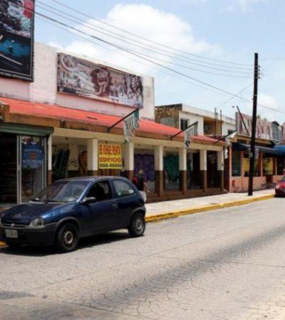 Inician obras de reconstrucción de la Avenida Yaxchilán; trabajos en la zona durararán 70 días