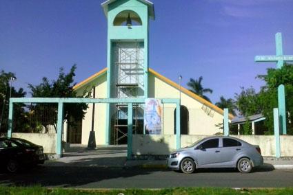 CAMPEA INSEGURIDAD EN LA CAPITAL: Se roban $30 mil de la limosnas de la iglesia de San Judas Tadeo en Chetumal