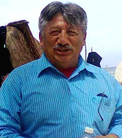 Rompeolas: Tira escándalo de Secretario del Ayuntamiento de Solidaridad a funcionario de Zofemat
