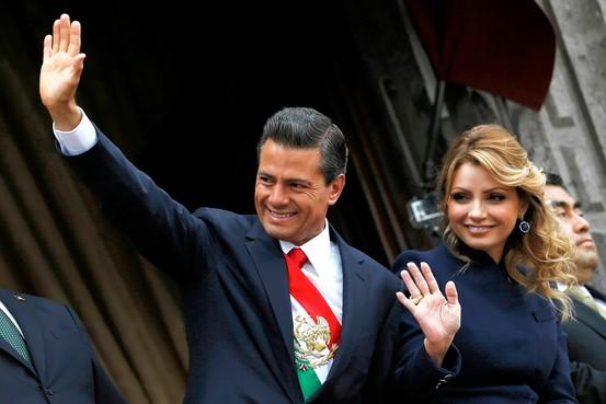 HUELE A CORRUPCIÓN: La 'casita' del Presidente, ligada a licitación de tren y a contratista favorito de Peña Nieto, difunde AP