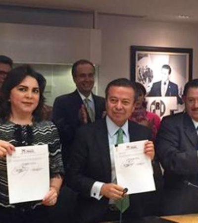 Publica PRI convocatoria para diputaciones federales y diputados locales ya tienen listas renuncias para participar