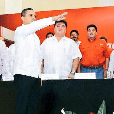 SE EMBARRA PRI EN EL 'MÁS DE LO MISMO': Eligen como nuevo dirigente tricolor en QR a Raymundo King, el más impopular de sus diputados federales