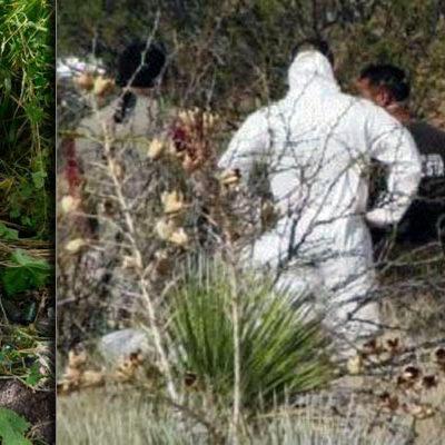 BRUTAL FEMINICIDIO AL SUR DE QR: Con una soga al cuello, golpeada y con el rostro desfigurado, hallan cadáver de una joven en basurero de Nachi Cocom