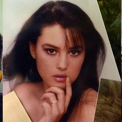 """""""ELLA ES COMPLETAMENTE NATURAL"""": Padre de Monica Bellucci muestra fotografías inéditas de la actriz"""