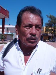 Hospitalizan a Fidel Villanueva, ex Alcalde y cronista vitalicio de Isla Mujeres
