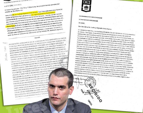 """RETUMBA 'NUEVA EVIDENCIA' CONTRA 'EL NIÑO VERDE': Medios nacionales hacen eco de la implicación del Senador 'verde' en muerte de modelo bulgara en la Torre Emerald de Cancún en 2011; """"intentan difamarme"""", dice Jorge Emilio"""
