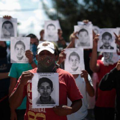 Dos policías federales participaron en la desaparición de normalistas de Ayotzinapa, revela la CNDH