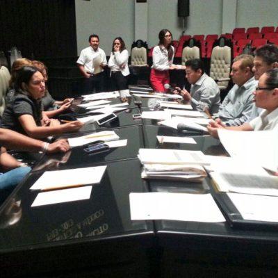 REVISIÓN EN EL CONGRESO: Alistan diputados aprobación en bloque de cuentas públicas de QR