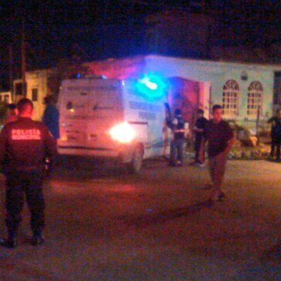 EJECUCIÓN EN NOCHE GUADALUPANA EN CANCÚN: A balazos, asesinan a joven de 19 años en la Región 103