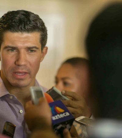 Por portación de una pistola, detienen en aeropuerto a Federico Madrazo, hijo de ex Gobernador de Tabasco