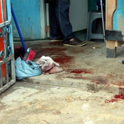 EJECUCIÓN CONSUMADA: Muere en el hospital hombre baleado en la Región 102 de Cancún