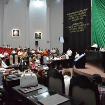 Rechazan diputados protestar contra gasolinazos y aprueban refinanciamiento de deuda pública de OPB por 320 mdp