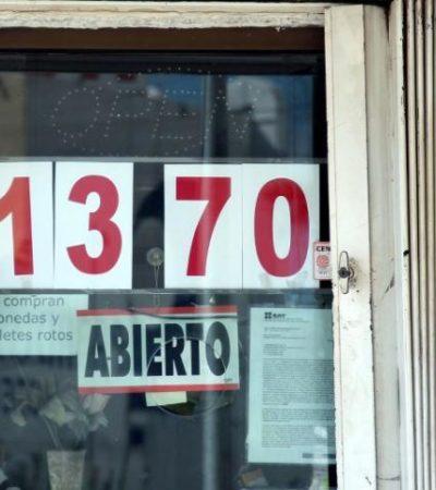 Advierten contra escalada de precios en Quintana Roo por inflación y devaluación del peso