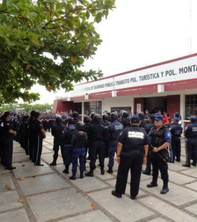 Publica diario que liberaron a un ladrón de casas en Cozumel por ser hijo de policías