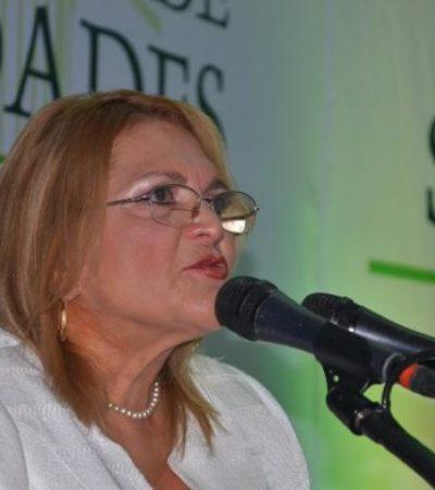 Justifica Rectora cese de 3 profesores de la Uqroo; que todo fue conforme a derecho, dice Elina Coral
