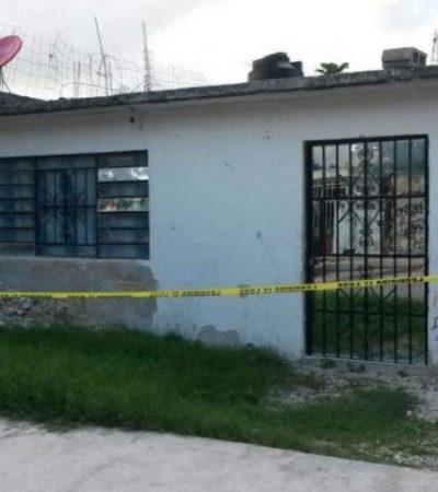 SÁDICO ASESINATO EN CANCÚN: Hallan cuerpo de un hombre degollado y desfigurado en cuartería de la SM 228