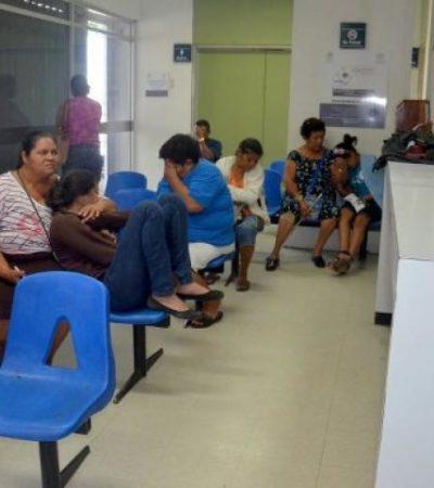 NI SE LE OCURRA ENFERMARSE: El 1 de enero hospitales públicos no darán servicio en QR, sólo atenderán urgencias
