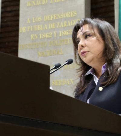 """""""ES UNA ATROCIDAD AMBIENTAL"""": Advierte Graciela Saldaña sobre impacto de la aprobación de la Ley de Transición Energética"""