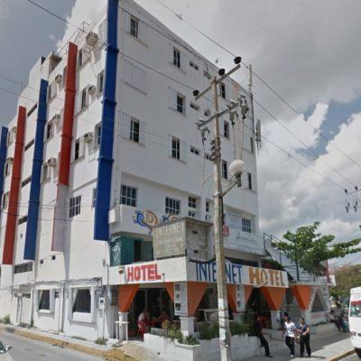 """Grave, un hombre que se practicó 'harakiri' en el interior de un hotel en Cancún porque """"estaba loco"""""""