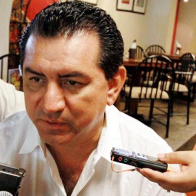 Sale Mario Castro del PRI en Benito Juárez