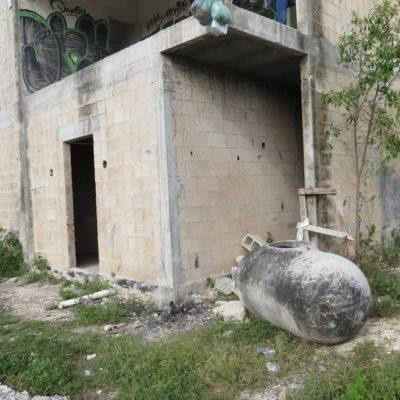 ASESINAN A 'LA HORMIGA': Encuentran cuerpo de un hombre en predio abandonado de la Región 226