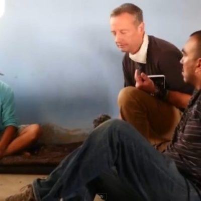 BAJO LA LEY DE LAS ARMAS: Revela cadena inglesa existencia de cárcel ilegal secreta para sicarios en México