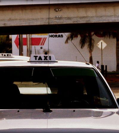 ADELANTAN 'NAVIDAD' A PLAYENSES: Aplican taxistas fuerte incremento de tarifas; de $20 a $25, la mínima