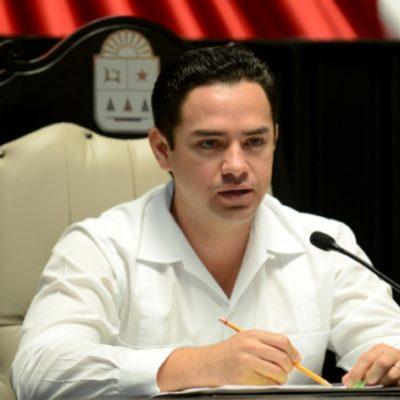 Confirman apertura de periodo extraordinario en Congreso de QR para sacar iniciativas de Peña Nieto
