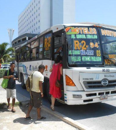 HORA 14 | Pactan alza al transporte en el Paraíso – Por Mauricio Conde Olivares