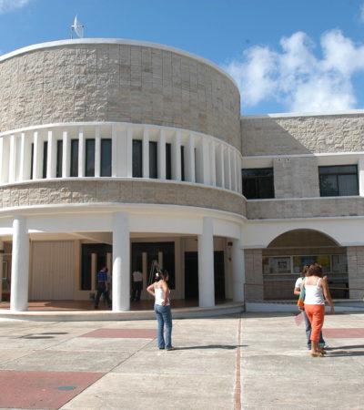 RECTIFICA CONSEJO UNIVERSITARIO: Reinstalan a 3 catedráticos expulsados por rectora de la Uqroo en represalia por apoyar movimiento estudiantil