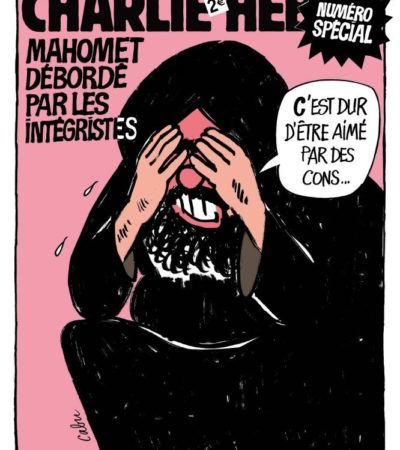 LOS DIBUJOS DE LA POLÉMICA: 'Charlie Hebdo', libertad en estado puro contra los fanatismos religiosos