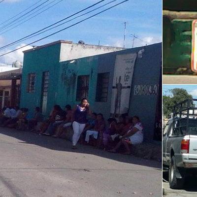 'TURISMO ELECTORAL' EN VALLADOLID: Documentan presunto 'acarreo hormiga' de electores de QR hacia Yucatán