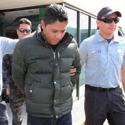 Por desviar más de 200 mdp y por presuntos vínculos con la delincuencia organizada, detienen a alcalde potosino