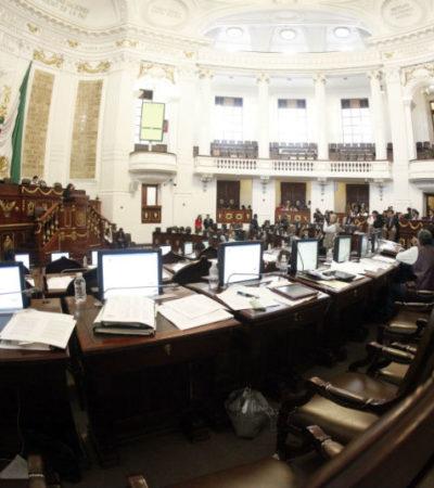 OTRO GOLPE AL PRD EN LA CAPITAL: Obtiene Morena mayoría en la Asamblea Legislativa del DF