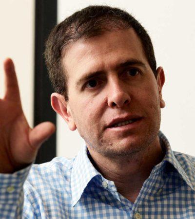 SALE DE MICHOACÁN POLÉMICO COMISIONADO: Remueven a Alfredo Castillo para no enturbiar más proceso electoral
