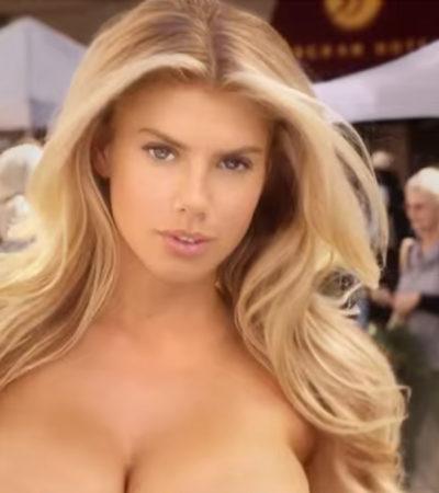COMERCIAL PROVOCACIÓN EN EL SUPER BOWL: Anuncio de modelo desnuda con hamburguesa en supermercado calienta la final del futbol americano