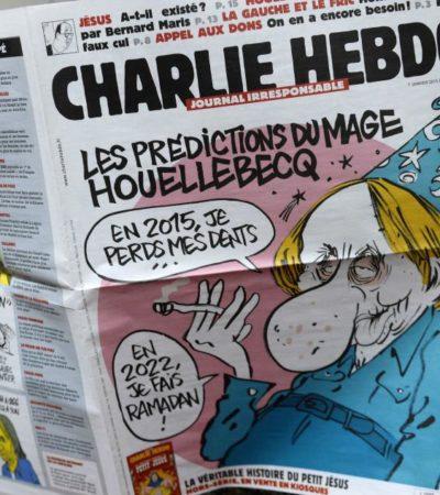 BRUTAL ATAQUE A REVISTA EN FRANCIA: Hombres armados irrumpen en la satírica 'Charlie Hebdo' y matan a 12