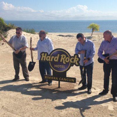 QUIERE CHAPUR HOTEL DE 33 PISOS: Pretende construir el 'Hard Rock Riviera-Cancún' con casi 1,800 cuartos y casinos y una inversión de 216 mdd
