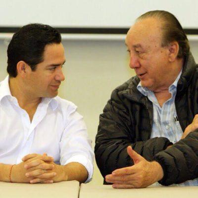 Con reuniones con delegados del PRI, inicia 'Chanito' Toledo precampaña en el distrito 01