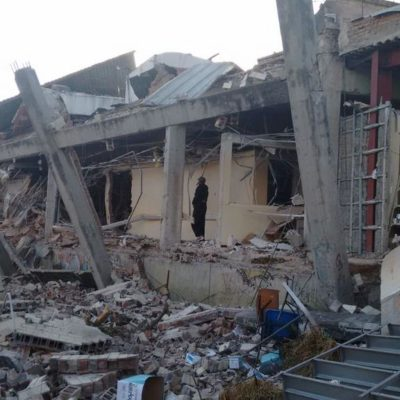 EXPLOSIÓN EN HOSPITAL INFANTIL EN EL DF: Tres muertos y 73 heridos al reventar pipa de gas cuando abastecía a nosocomio en Cuajimalpa