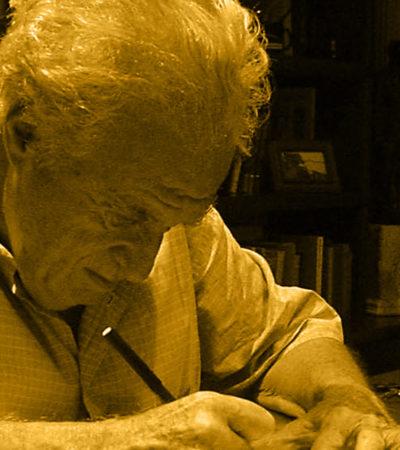 Se cumple un año de la muerte de Julio Scherer