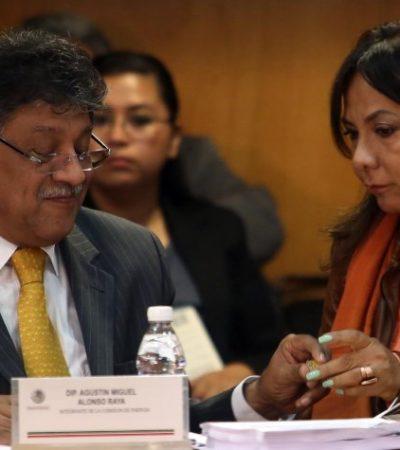 El INE debe dejar de lado su complicidad con el PVEM y actuar en consecuencia retirándole el registro, demandan diputados del PRD