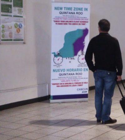 CAMBIO DE HORARIO, SIN VUELTA DE HOJA: Pese a polémica, publican en el DOF el decreto que reforma Ley del Sistema de Horario