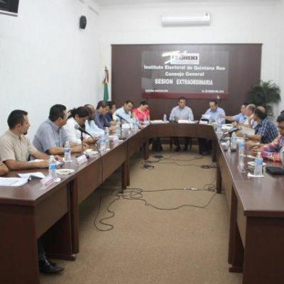 Denuncian que el Ieqroo adeuda salarios de consejeros y vocales de los Consejos distritales y municipales de QR