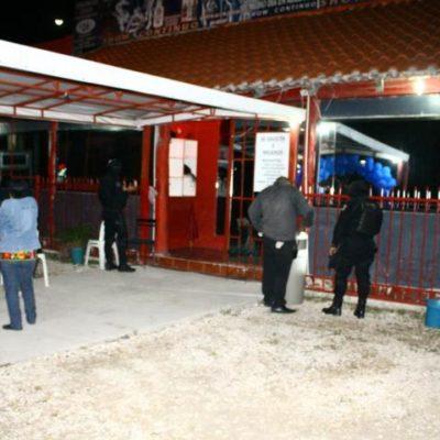 VIOLENTO INICIO DE AÑO EN PLAYA: Balean casa de propietario de antro para exigir derecho de piso