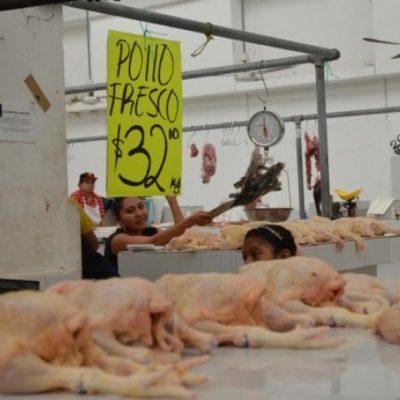 MÁS AUMENTOS CON EL 2015: En el arranque del año, reportan incrementos en la leche, el huevo y el pollo